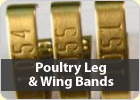 Poultry Leg & Wing Bands